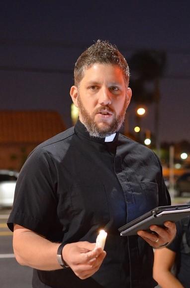 Pastor Kyle Blake